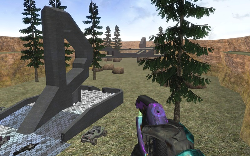 Halo Maps